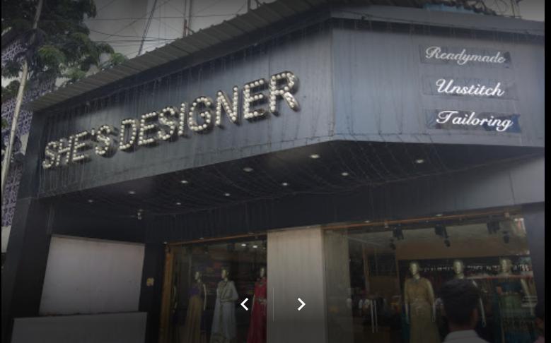 She's Designer
